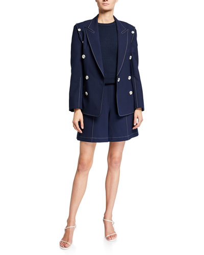 Nautical Tailored Jacket and Matching Items
