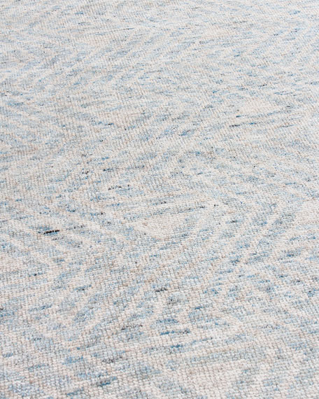 Exquisite Rugs Turner Hand-Knotted Rug, 12' x 15'