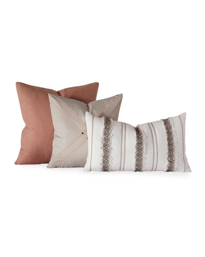 Maddox Nail Head Decorative Pillow  and Matching Items