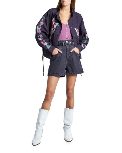 Goldy Tropicalia Jacket and Matching Items