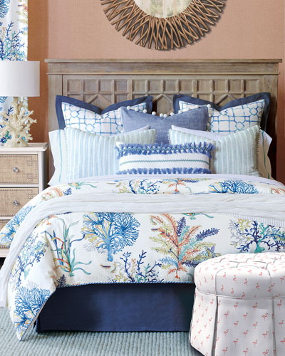 Castaway Oversized King Duvet Cover and Matching Items