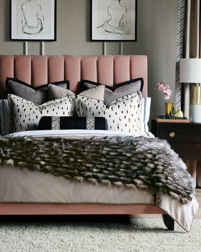 Maddox Oversized King Duvet Cover and Matching Items