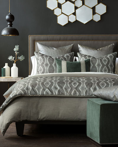 Echo Oversized King Duvet Cover and Matching Items