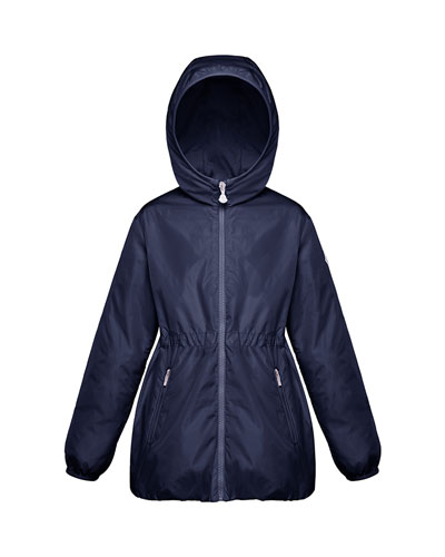 Girl's Technique Hooded Jacket  Size 4-6  and Matching Items