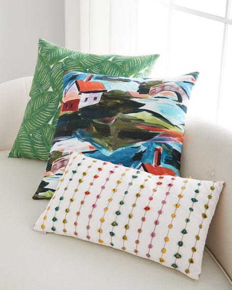 D.V. Kap Home Essex Throw Pillow