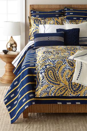 Ralph Lauren Home Rhylee King Comforter Rhylee Full/Queen Comforter Keats European Sham