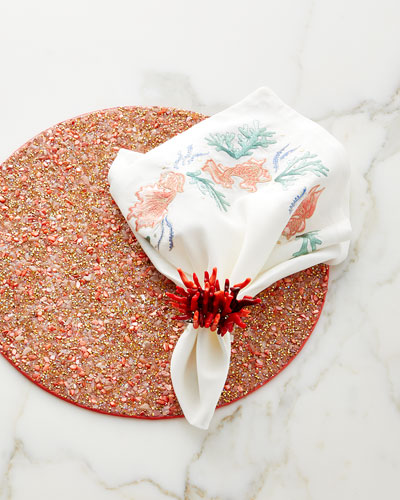 Isle Napkin  and Matching Items