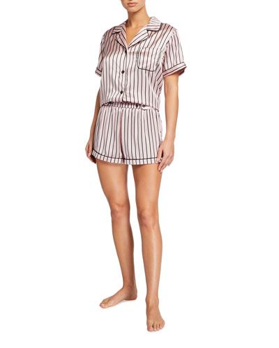 Katelyn Striped Pajama Top and Matching Items