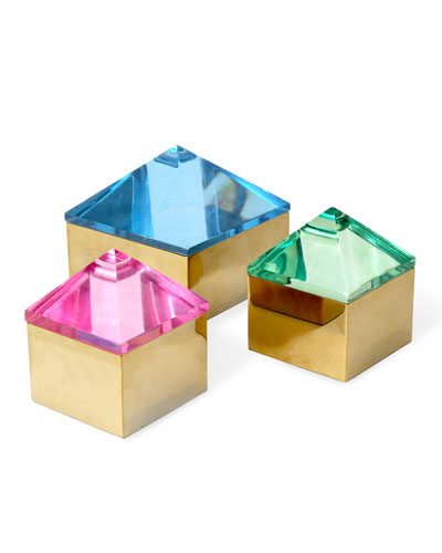 Monte Carlo Small Stud Box G and Matching Items