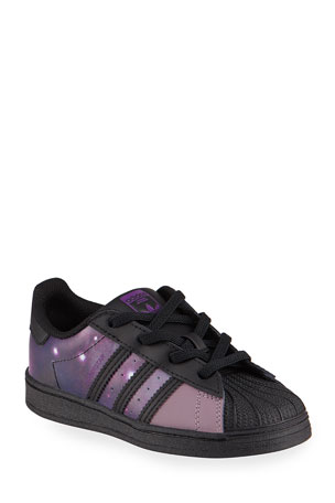 Adidas Kids' Superstar C Sneakers, Toddler/Kids Superstar J Sneakers, Kids