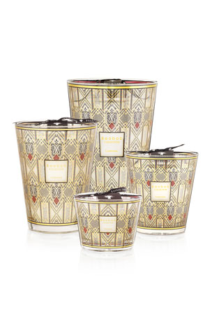 "Baobab Collection Max 24 Cashmere 9.4"" Candle Maxi Max Cashmere 14"" Candle Max 16 Cashmere 6.3"" Candle"