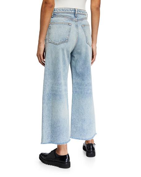 Rag & Bone Ruth Super High-Rise Wide-Leg Jeans