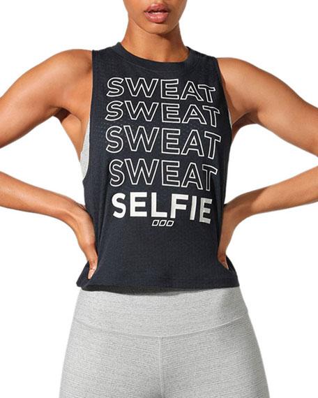 Lorna Jane Sweat + Selfie Tank