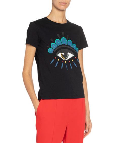 Kenzo Eye Icon Graphic T-Shirt