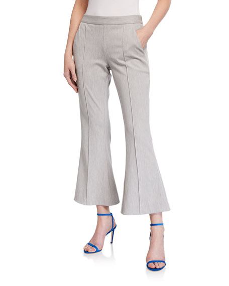 Maggie Marilyn Meet Me At Seven Cropped Flare Pants
