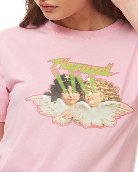 Fiorucci Angels Laser Tee