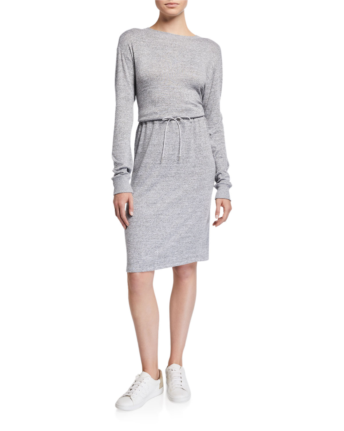 Rag Bone Avryl Long Sleeve Knit Dress
