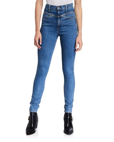 Jane Super High-Rise Skinny Jeans