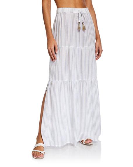 Letarte St Barts Maxi Skirt