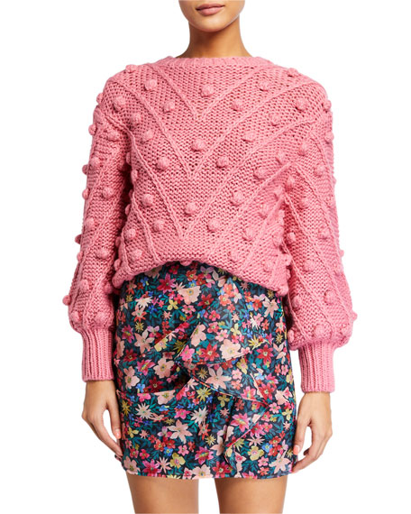 C/MEO Trade Places Knit Bauble Sweater
