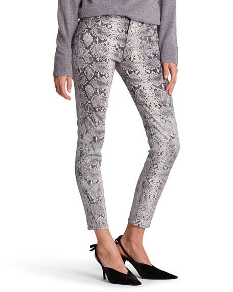 Hudson Barbara High-Rise Skinny Jeans