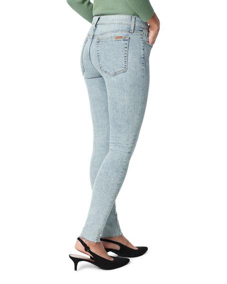 Joe's Jeans The Icon Ankle Cut Hem Skinny Jeans