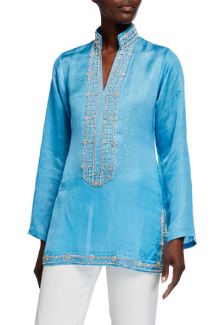 Bella Tu Marilyn Embellished Tunic