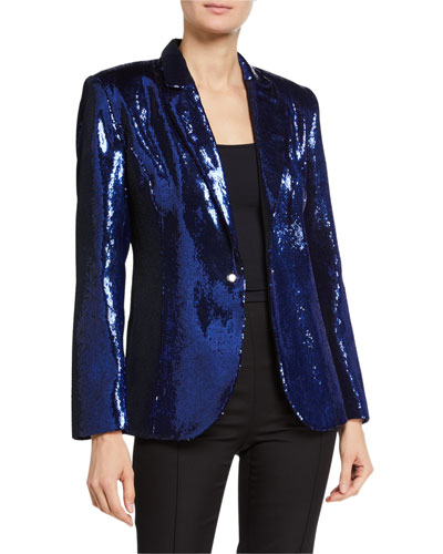Myma Sequined Blazer