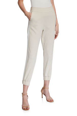Alice + Olivia Pete Pull-On Sweatpants