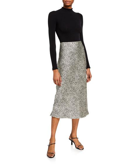 Bardot Kendal Bias Skirt