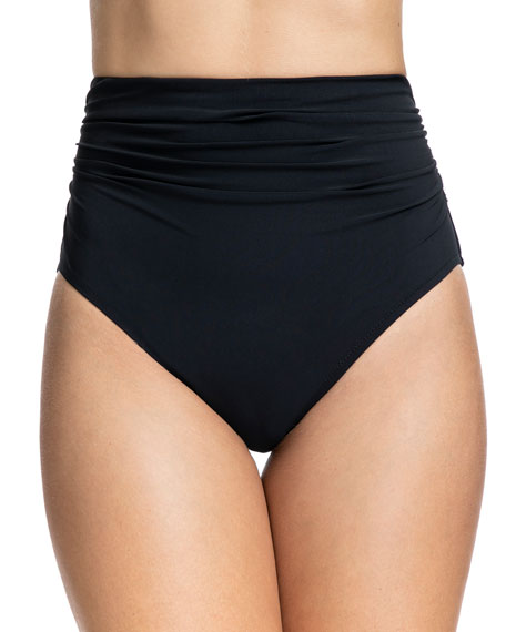 Profile by Gottex Tutti Frutti Extra-High Waist Bikini Bottom