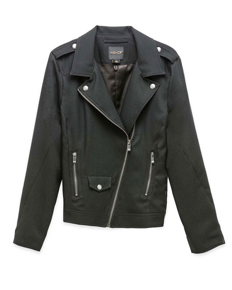 AS by DF Cult Leather Jacket