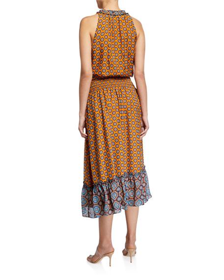 Ramy Brook Keren Printed Dress
