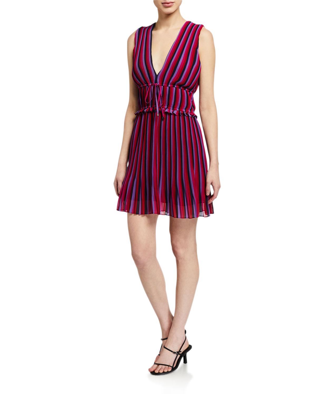 Ramy Brook Mackenzie Printed Dress