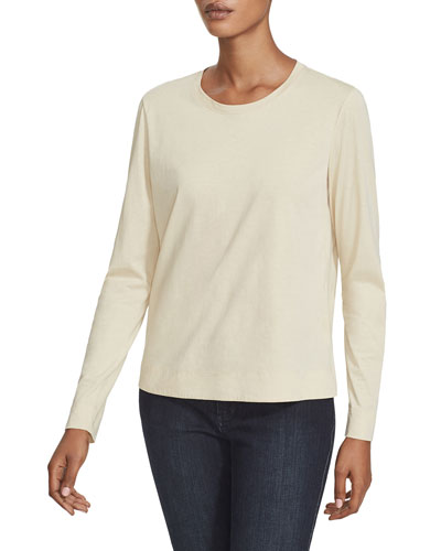 The Modern Long-Sleeve Tee