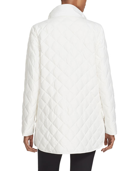 Lafayette 148 New York Pepper Reversible Jacket