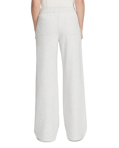 Lafayette 148 New York Webster Cotton-Blend Pull-On Pants