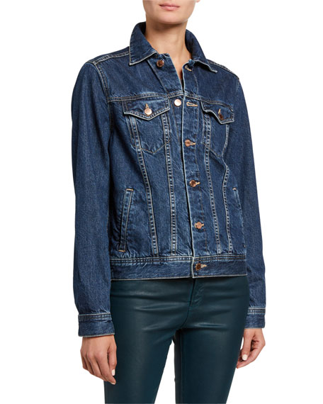 AG Mya Denim Trucker Jacket