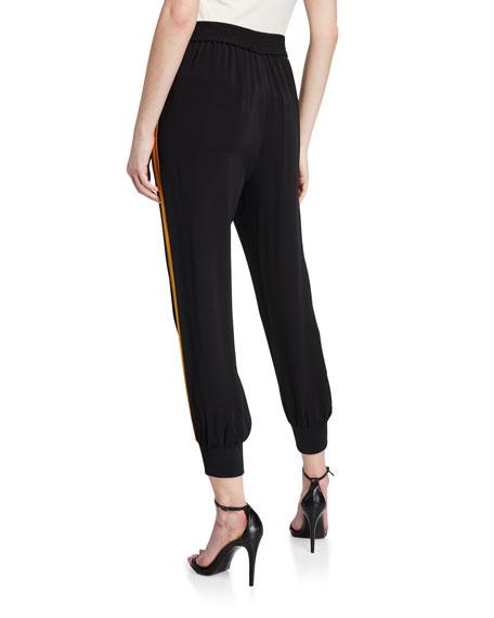 Kobi Halperin Robin Side-Stripe Jogger Pants