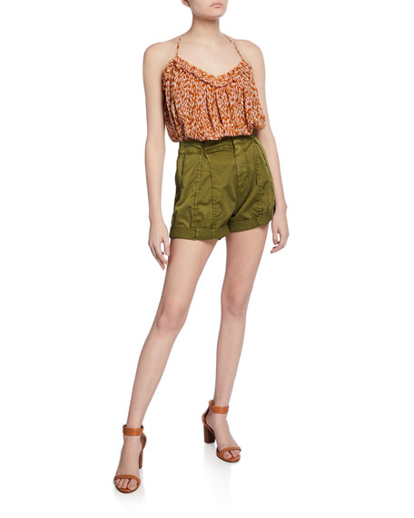 Joie Xandria Rolled Shorts
