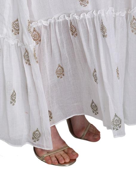 Flora Bella Helm Printed Sleeveless Coverup Dress