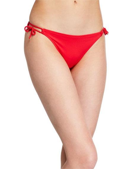 Lise Charmel Pompons Arty Bikini Swim Bottom with Narrow sides