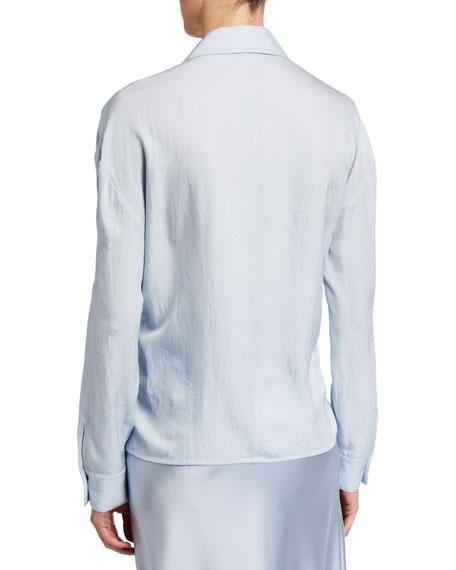 Vince Boxy Utility Shirt
