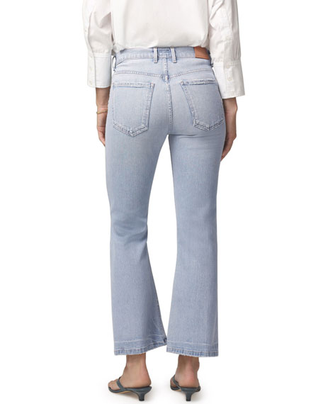 Citizens of Humanity Tailyn Mid-Rise Flare Ankle Jeans