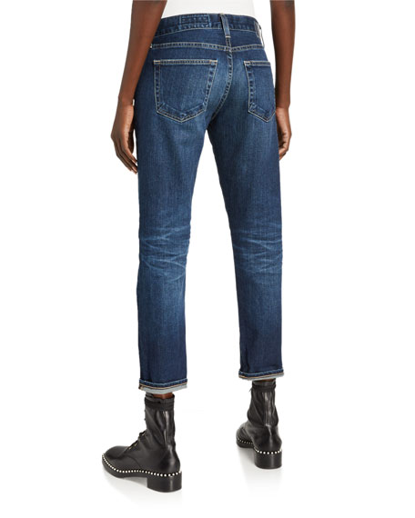 AG The Ex-Boyfriend Distressed Slim Jeans, 12 Years Aroma
