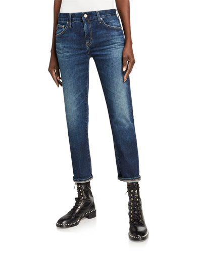 The Ex-Boyfriend Distressed Slim Jeans  12 Years Aroma