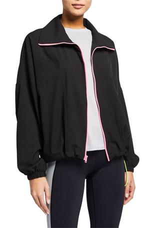 Terez Wind-Resistant Jacket