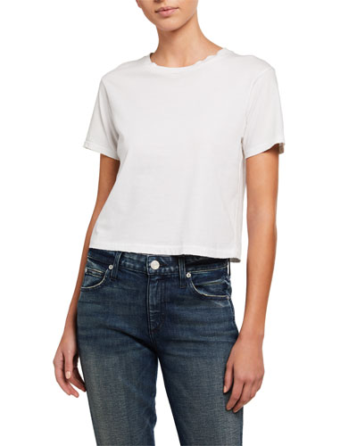 Babe Cropped Tee