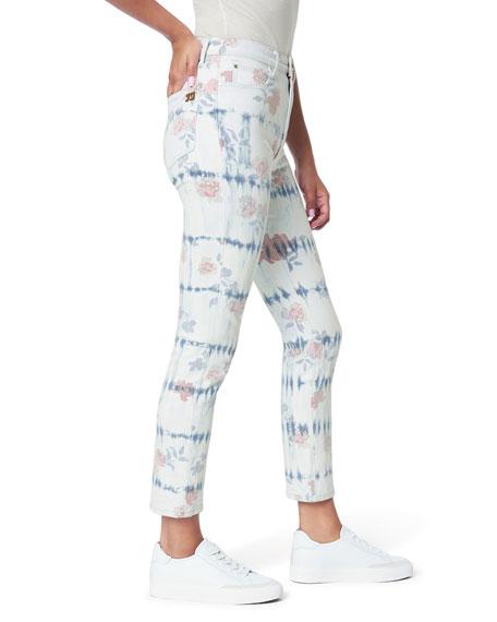 Joe's Jeans Luna High-Rise Cigarette Ankle Jeans