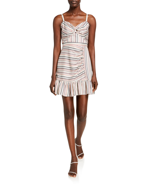 Parker Risa Stripe Dress